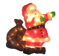 """Новогоднее панно """"Дед Мороз"""" 34х24 см"""