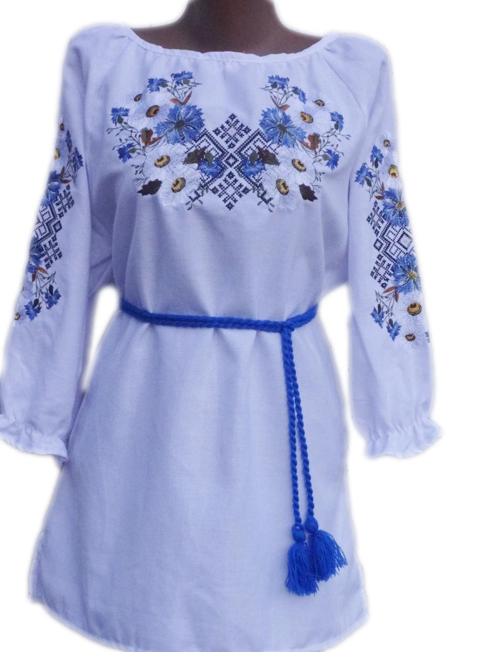 """Жіноча вишита сорочка (блузка) """"Івоні"""" (Женская вышитая рубашка (блузка) """"Ивони"""") BN-0051"""