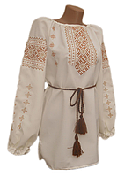 """Вишита жіноча блузка """"Кіара"""" (Вышитая женская блузка """"Киара"""") BN-0054"""