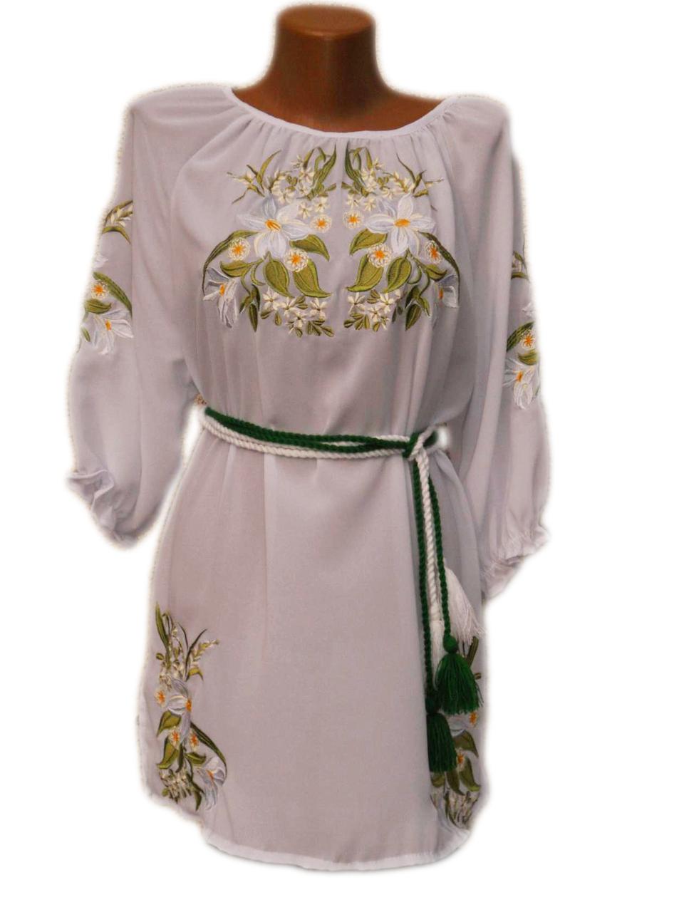 """Женская вышитая рубашка """"Кейлен"""" BN-0055"""