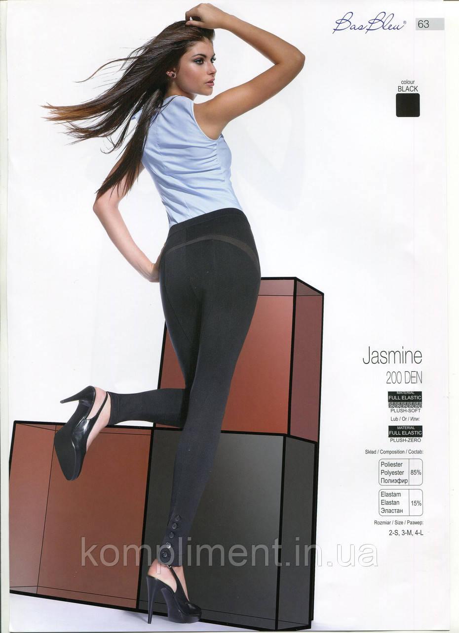 Леггинсы женские модельные Bas Bleu Jasmine 200 Den