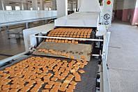 Кондитерский цех производству печенья