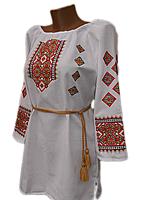"Жіноча вишита блузка ""Дейлі"" (Женская вышитая блузка ""Дейли"") BN-0057"