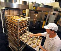 Производство кондитерских изделий пекарня