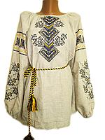 "Вишита жіноча блузка ""Кейрон"" (Вышитая женская блузка ""Кейрон"") BN-0058"
