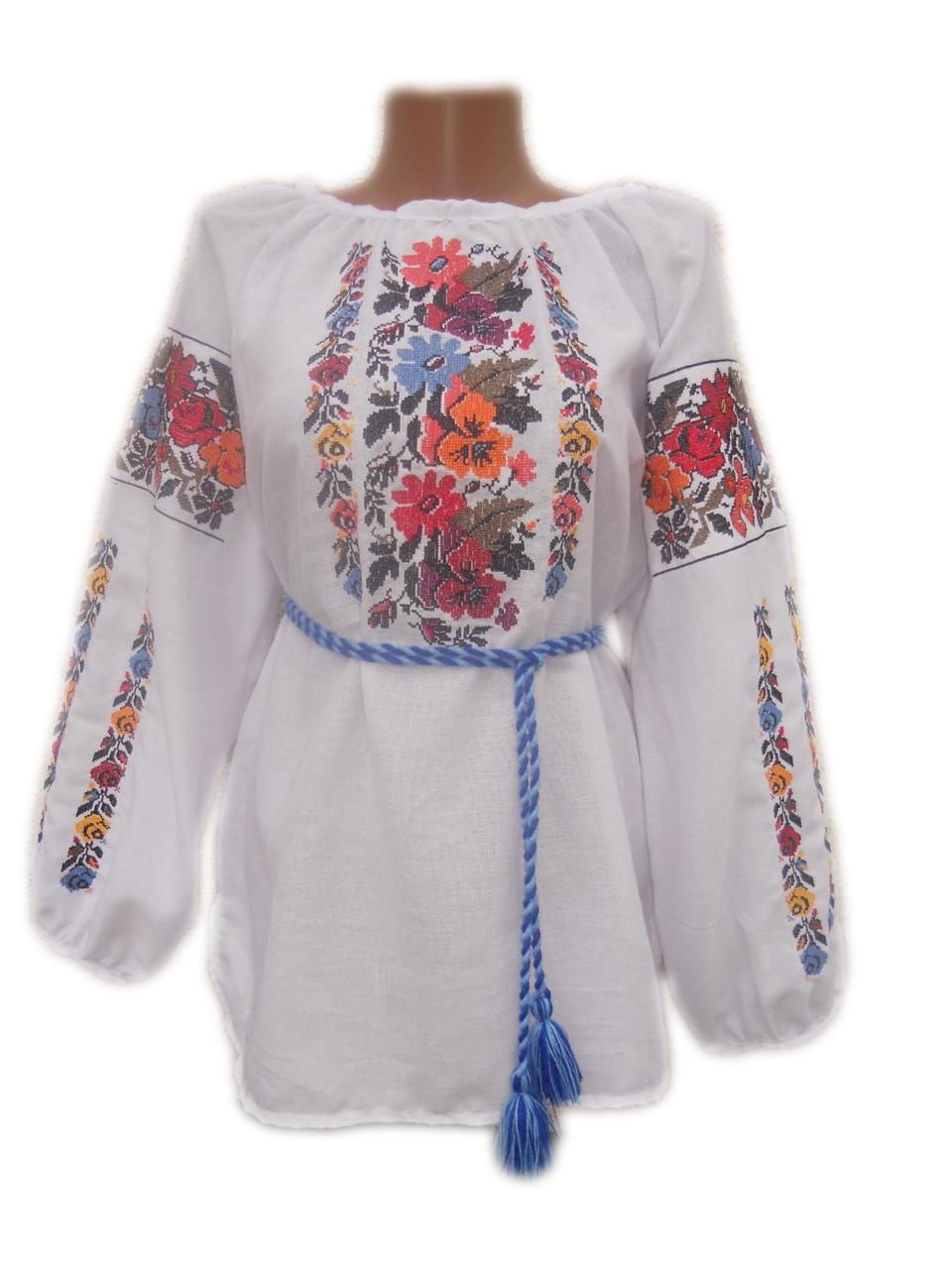 """Женская вышитая рубашка """"Камми"""" BN-0062"""