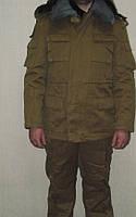 Зимний костюм Афганка
