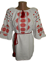 "Вишита жіноча блузка ""Каролін"" (Вышитая женская блузка ""Каролин"") BN-0065"