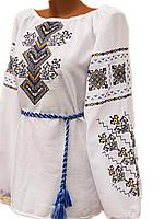 """Жіноча вишита блузка """"Кароліна"""" (Женская вышитая блузка """"Каролина"""") BN-0070"""