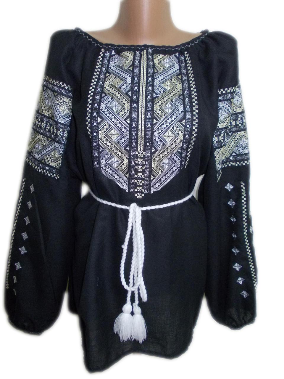 """Женская вышитая рубашка """"Керсан"""" BN-0072"""