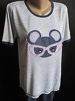 Женские пижамы с аппликацией, фото 1