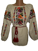 "Жіноча вишита блузка ""Кіллін"" (Женская вышитая блузка ""Киллин"") BN-0073"