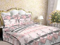 Комплект полуторного постельного белья для сна