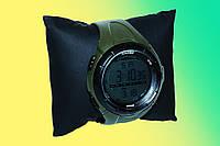 Водонепроницаемые мужские часы Skmei 1025 green