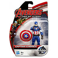 "Фигурка Капитан Америка ""Эра Альтрона"" - Captain America, Avengers ""Age of Ultron"", Hasbro, 9.5CM"