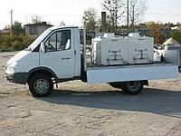 Живорыбная емкость для транспортировки живой рыбы 2,4 м.куб.