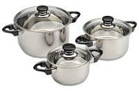 Набор посуды BergHOFF 1112459 Vision Premium 6 предметов