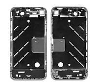 Средняя часть корпуса для APPLE iPHONE 4 черная