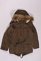 Пальто зимнее для мальчиков (128-152)