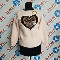 Кофта для девочки подростка Bimbo-Style.ИТАЛИЯ., фото 1