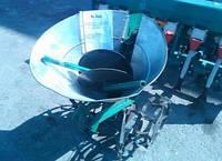 Картофелесажатель мотоблочный КС-1МБ (с транспортировочными колесами) УЦЕНКА!