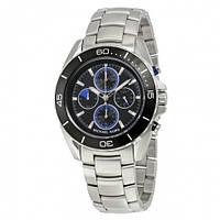 Часы мужские Michael Kors JetMaster Black Dial Chronograph MK8462