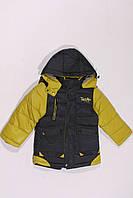 Зимняя куртка для мальчиков (110-134)