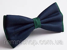 Бабочка галстук Roberto Cassini сине-зеленая