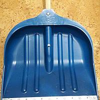Лопата снежная пластмассовая (Лопата для уборки снега) ABC в сборе