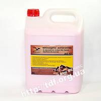 Биозащита -пропитка акриловая, антисептик, для древесины, водоотталкивающая AS-17 (5 л)