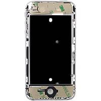 Средняя часть корпуса для APPLE iPHONE 4S черная