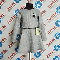 Платье на девочку длинный рукав Tinex-NK. ПОЛЬША, фото 1