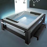 Ванна с гидромассажем для вашего отдыха и здоровья