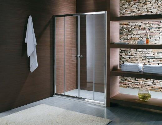 Душ в нише — комфортное решение для ванной комнаты