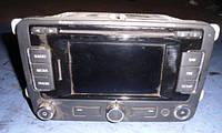 Магнитола штатная (Радио, Система навигации GPS) RNS310SkodaSuperb2008-20133T0035191A, 7612032055, 8157612