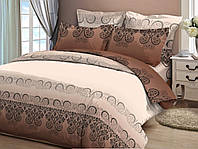 Евро комплект постельного белья 100% хлопок набор