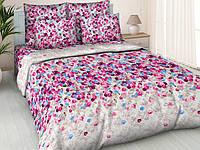 Евро комплект постельного белья хлопковая ткань