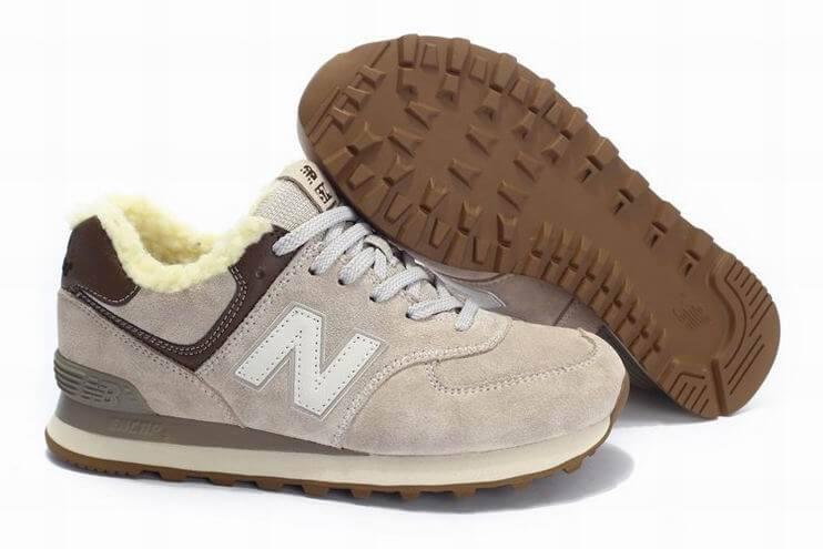 577315faa Кроссовки New Balance 574 Winter Light Grey - Интернет магазин обуви  «im-РоLLi»