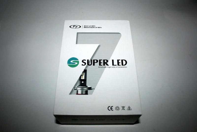Лампы светодиодные H7 60W 2 шутки