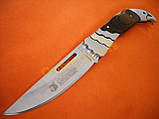 Нож складной COLUMBIA 190 с чехлом, фото 3