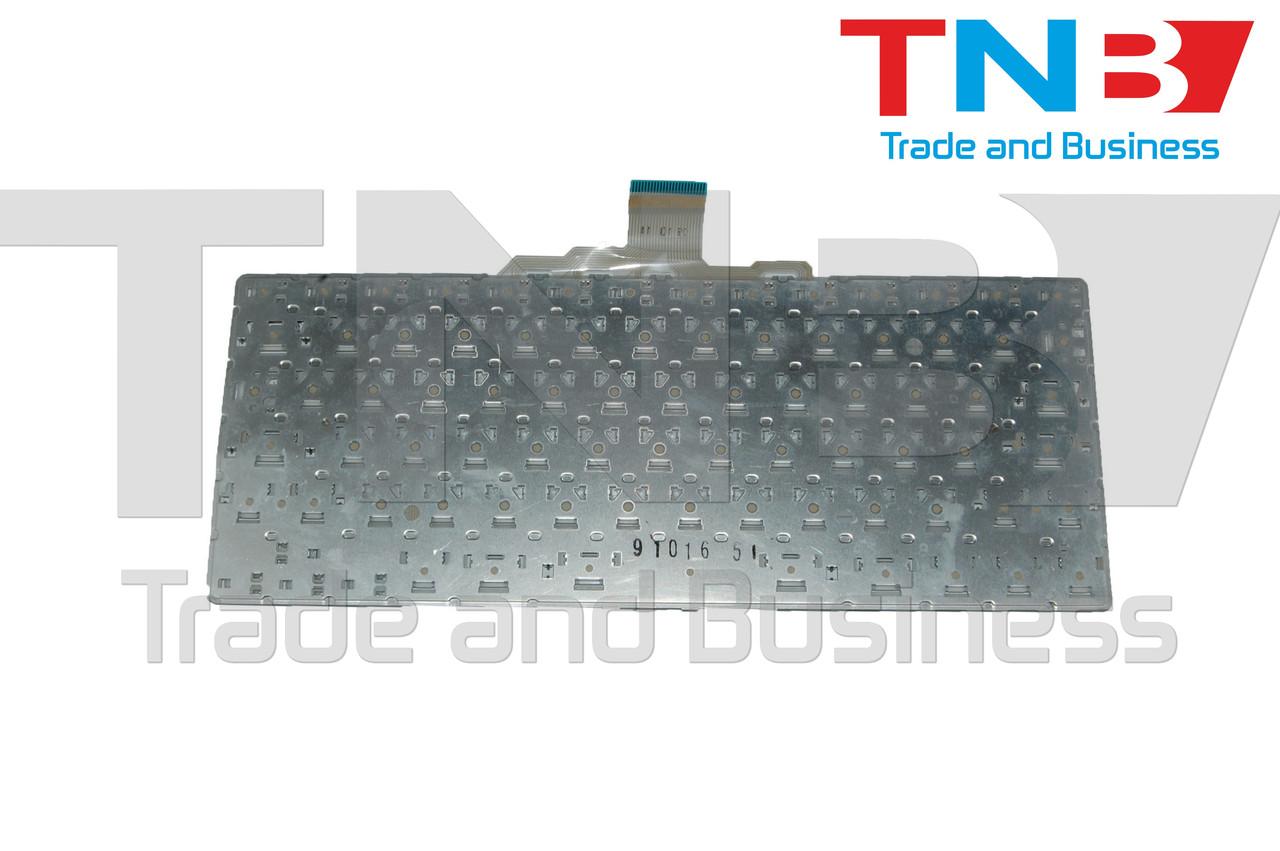 Клавиатура APPLE Macbook A1181 белая (горизонтальный Enter) US