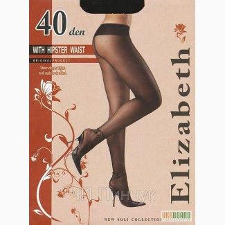 Колготки Elizabeth 40 den With Hipster Waist nero (черные)