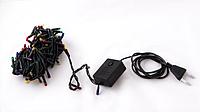Светодиодная нить гирлянда 240 ламп. 8 режимов