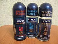 Дезодорант шариковый мужской Nivea