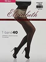 Колготки  ELIZABETH Prestige 40den tb nero (черные)
