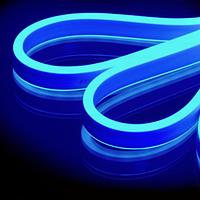 Отличное световое решение для уникального, в отличии от обычного неона и тем более светодиодной ленты, интерьера помещений - гибкий лед неон.