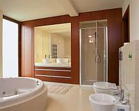 Интерьер ванной комнаты: душ или ванна?