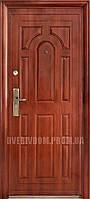 Утепленные  входные двери ААА 004 автолак медь