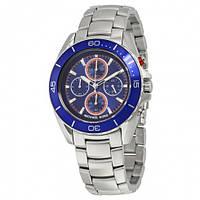 Часы мужские Michael Kors Jetmaster Blue Dial Chronograph MK8461