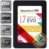 "Накопичувач SSD 2.5"" 240GB Team L7 Evo (SATAIII)"
